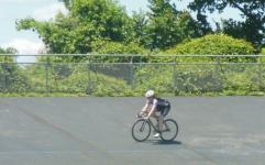 Track race Kissena- 4