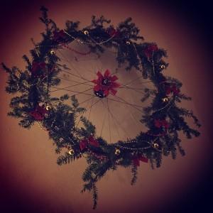 wreath-wheel