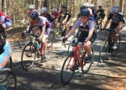 Allison Halsey at Blue Hills